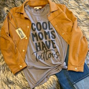Cool Moms have tattoos T Shirt